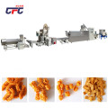 Snack food crispy rice crust production line