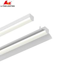 2018 nouvelle conception linéaire led haute baie lumière 40 w 60 w led linéaire tube lumière bureau supermarché utilisation ce rohs approuvé