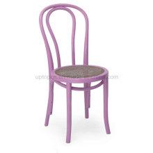 Vente en gros Repose-pieds avec chaise à dos en cuir Bentwood (SP-EC100)