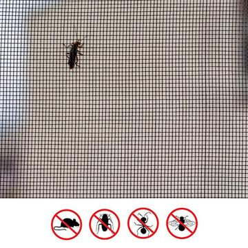 Window Screens mesh Vervanging DIY Custom Fiberglass Screen Door Net voor Windows en deuren