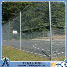 Cheap And High Quality provides greater security chain link fence top barbed wire factory