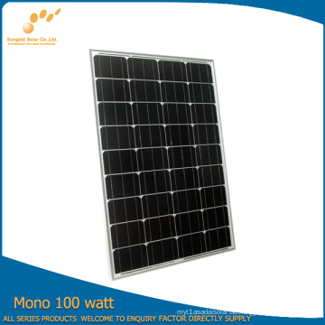 Solarenergie-System 100W-5kw Haus-Sonnensystem-Sonnenkollektor-System (SGM-100W)