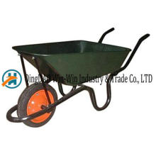 Wheelbarrow Wb3806 Solid Wheel Hand Trolley