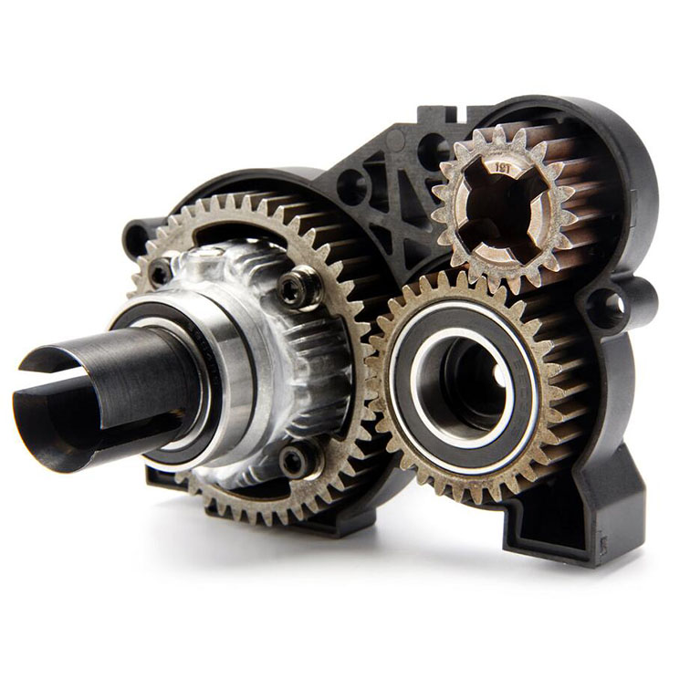 Custom Industrial Transmission Worm Gearbox