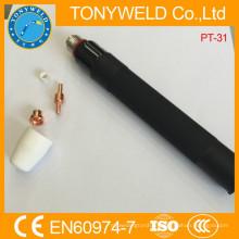 CNC автоматический резак PT31 плазменной резки факел