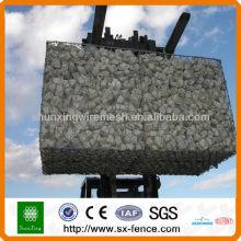 Gabions en caoutchouc revêtu de PVC Gabions
