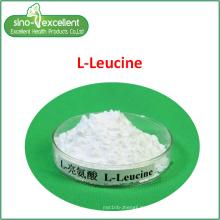 L-Leucin Aminosäure feines Pulver