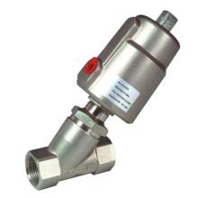 Válvula de asiento angular con actuador SS (RJQ22)