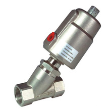 Angle Seat Valve with SS Actuator (RJQ22)