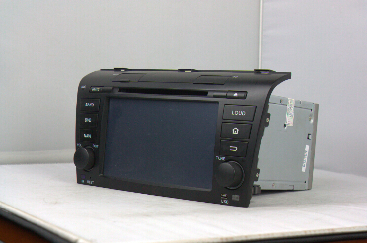 MAZDA 3 Android 7.1 & 7 inch car dvd player