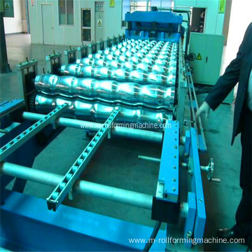 CE Corrugated Roof Making Machine