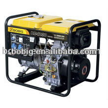 4.7HP,4-stroke Diesel Engine Generator