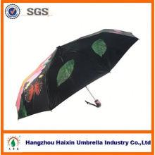 Dernière arrivée bonne qualité revêtement tissu parapluie avec la bonne offre