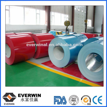 PVDF Color Painted Aluminium Alloy Coil