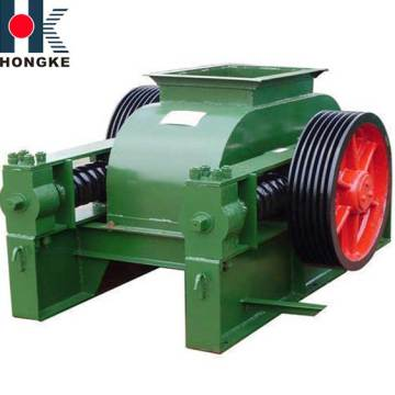 Best Quality Stone Double Roller Crusher Machine