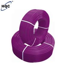 tubo reticular de plástico pexb de grado alimentario