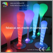 Bateria operada cor mudando luz LED
