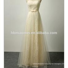 Bowknot is long high-grade wedding dress Lace strapless evening dress love forever wedding dress