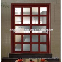 Gebrauchte Haus Aluminium Glas Schiebetüren für den Verkauf