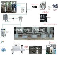 2000bottle/Stunde-Mineralwasser-Produktionslinie
