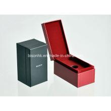 Paquete del teléfono móvil Caja del GIF, regalo del OEM Caja de embalaje del papel