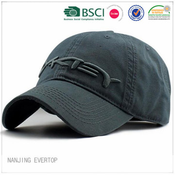6 Panel Cotton Sports Cap