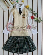 Beautiful adult winter girl high school uniforms wholesale