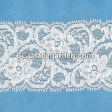 Eyelash Lace Using in Home Textile