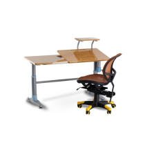 Adjustable Height Kids Study Table and Chair