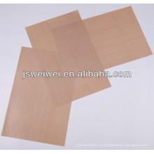 Сделано в Китае покрынная PTFE ткань стеклоткани ткань с ПФОС ПФОК и сертификат FDA различной толщины