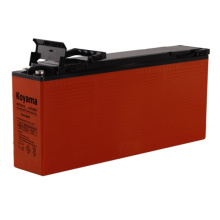 Bateria industrial -12V125ah para sistema de alimentação