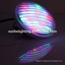 OEM ip68 RGB underwater pool light par56 led light swimming pool light changeable color led light