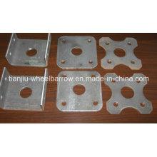 Bau-Baugerüst-Stahl-Stützen-Zubehör China machte gute Qualität