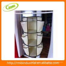 Bio-Baumwoll-Schuhbeutel / (RMB)