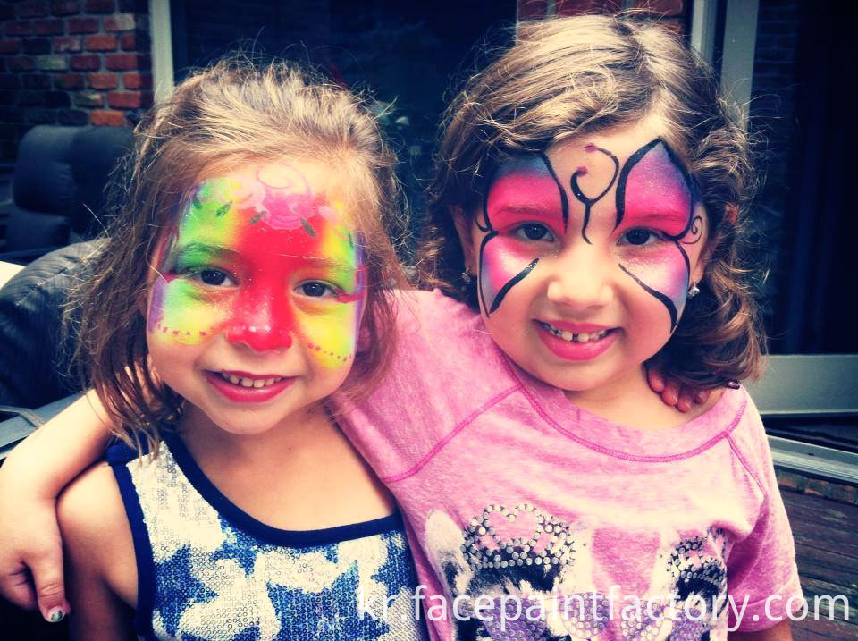 Face Painting Kit 5