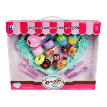 Alimento bonito para brinquedos dos miúdos e mini brinquedos do alimento