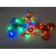 Hand-Spinner / Fidget-Spinner with Flash-Light and Bluetooth Speaker