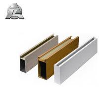 Profilé en aluminium à rupture thermique exceptionnel pour les éléments de châssis de fenêtre