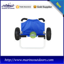 Hot selling attractive for Kayak Cart Boat trailer for sale, Kayak boat trolley, Beach trolley cart supply to Uruguay Importers