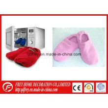 Hot Sale Soft Microwaveable Heated Hot Feet