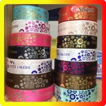 High Definition for Wide Fabric Ribbon Wholesale custom satin ribbon 100% polyester supply to France Wholesale