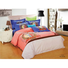 Juego de sábanas de cama de fibra de bambú conjunto de ropa de cama Nanjing Annaya