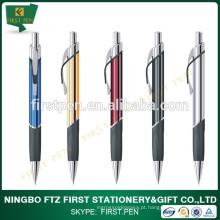 Soft Grip Metal Pen For Promotion