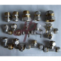 forged brass compression fitting