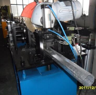 pipe making machine inter lock
