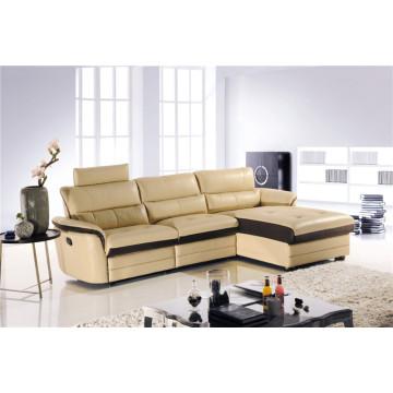 Electric Recliner Sofa USA L&P Mechanism Sofa Down Sofa (747#)