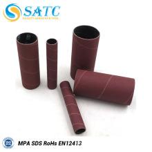 Aluminium oxide sanding bands sanding sleeve About