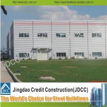 Chine Jdcc a galvanisé l'entrepôt léger de structure métallique