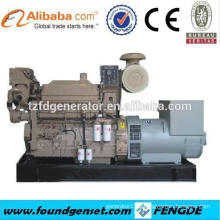 CE approved 120kw Deutz permanent magnet generator