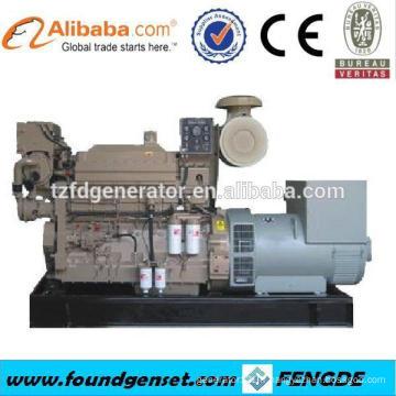CE a approuvé le générateur d'aimant permanent de Deutz 120kw